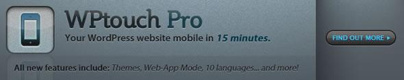 Get WPtouch Pro - Windows8update is on it